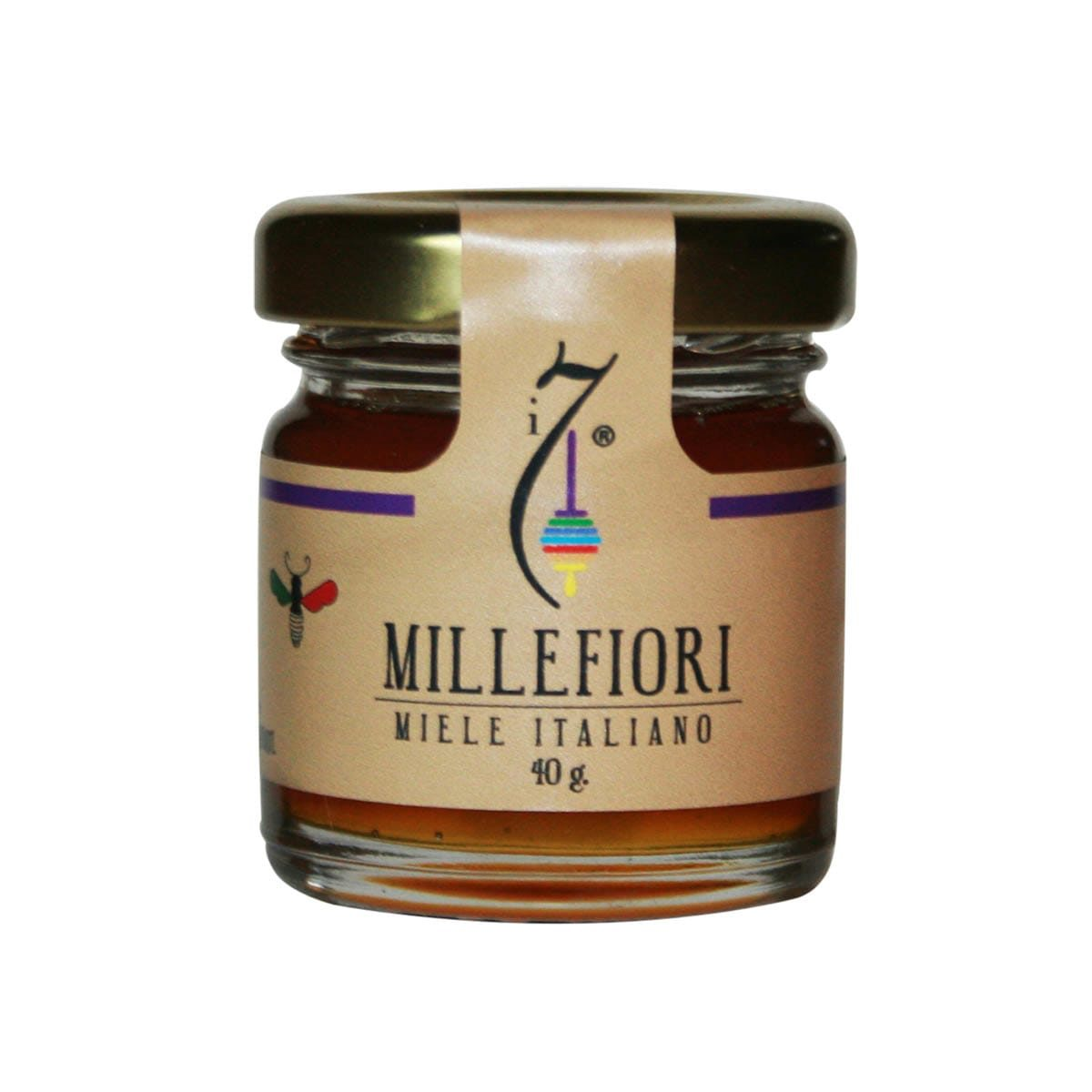 Miele di Millefiori i 7 40 gr