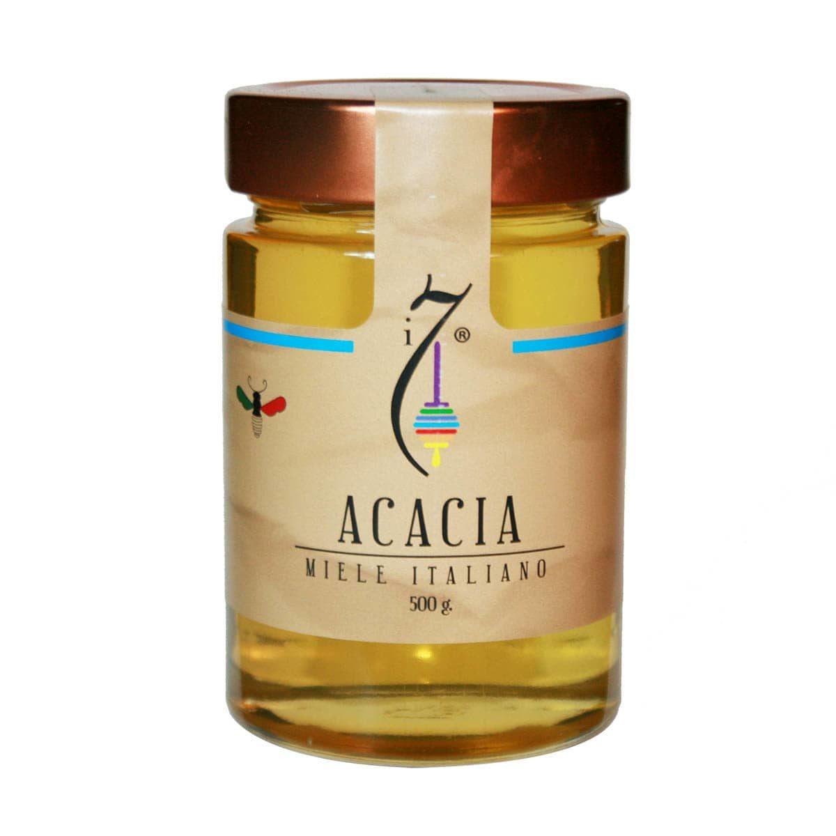 Miele di Acacia i 7 500 gr