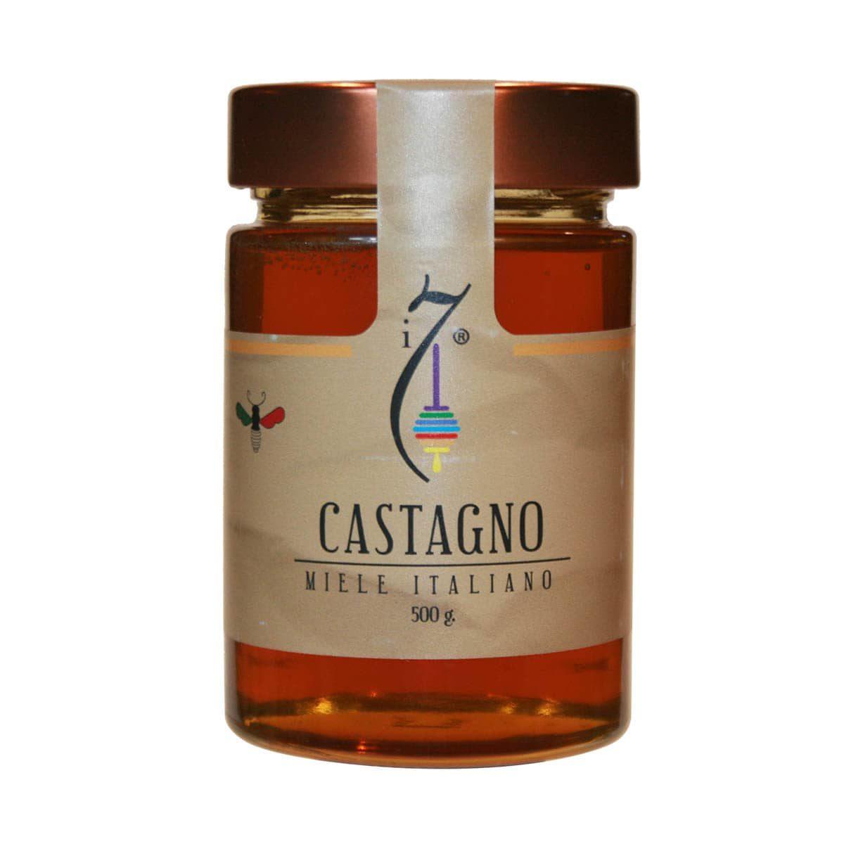 Miele di Castagno i 7 500 gr