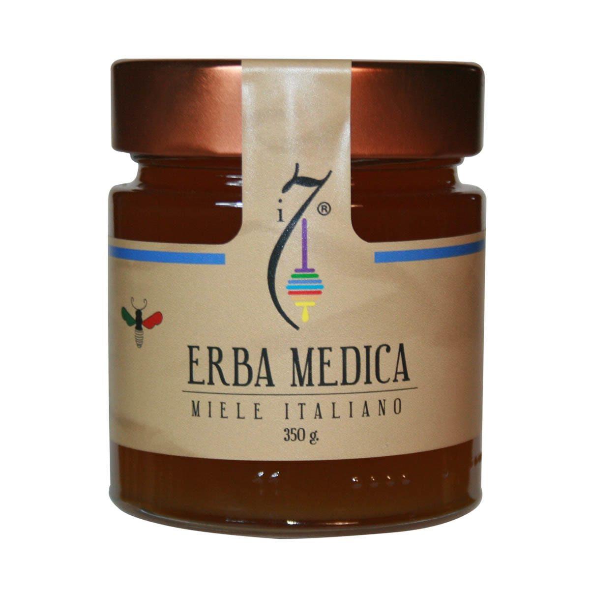 Miele di Erba Medica i 7 350 gr