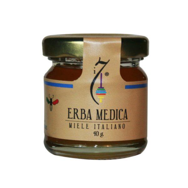 Miele di Erba Medica i 7 40 gr