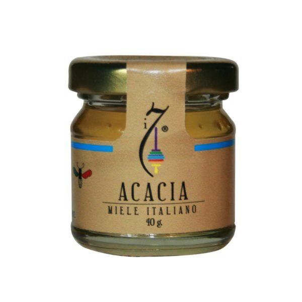 Miele di Acacia i 7 40 gr