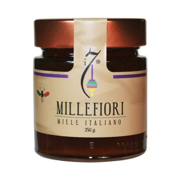 Miele di Millefiori i 7 350 gr