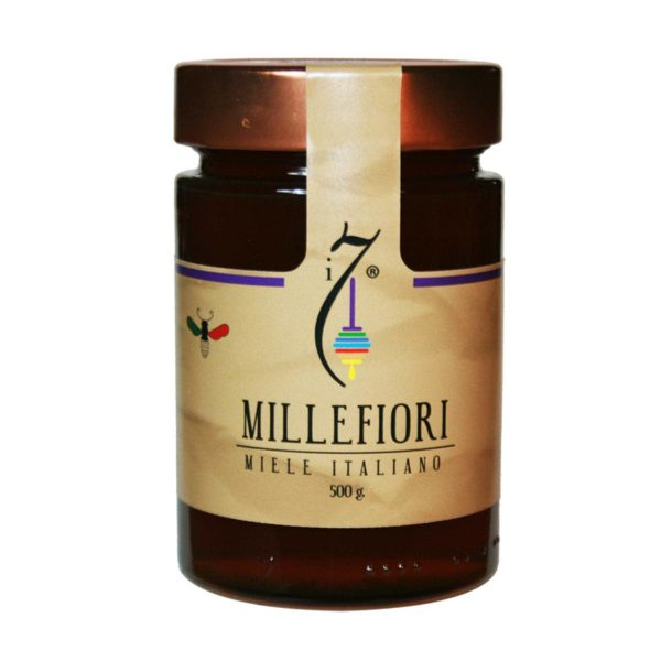 Miele di Millefiori i 7 500 gr
